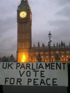 #UKvote4Peace